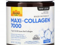 Country Life, Maxi-Collagen 7000 Powder, Flavorless, 7.5 oz (213 g)