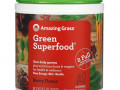 Amazing Grass, Green Superfood, ягоды, 240 г (8,5 унции)