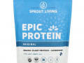 Sprout Living, Epic Protein, Organic Plant Protein + Superfoods, Original (Unflavored), 1 lb (455 g)
