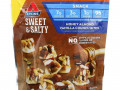Atkins, Sweet & Salty Snacks, Honey Almond Vanilla Crunch Bites, 5.29 oz (150 g)