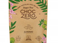 ChocZero, Dark Chocolate with Sea Salt, Almonds, Sugar Free, 6 Bars, 1 oz Each