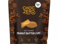 ChocZero, Dark Chocolate Peanut Butter Cups, 3 oz