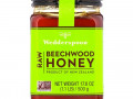 Wedderspoon, Raw Beechwood Honey, 17.6 oz (500 g)