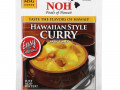 NOH Foods of Hawaii, Hawaiian Style Curry Sauce Mix, 1.5 oz (42 g)