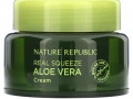 Nature Republic, Real Squeeze, Aloe Vera Cream, 1.69 fl oz (50 ml)